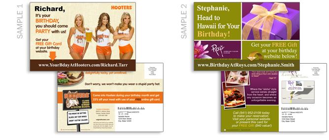 Doc600485 Birthday Card Mailing Service Greeting Card Mailing – Birthday Card Mail